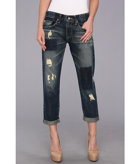 Blugi Big Star - Billie Slouchy Skinny Crop Jean in 14 Year Maricopa - 14 Year Maricopa