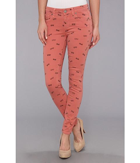 Blugi Paige - Verdugo Ankle in Pink Sunnies - Pink Sunnies