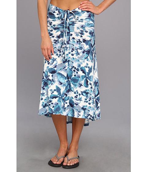 Fuste Patagonia - Kamala Convertible Skirt - Rainfloral/Classic Navy