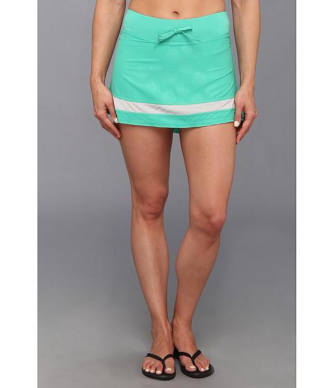 Fuste Patagonia - Strider Skirt - Opal Dot/Desert Turquoise