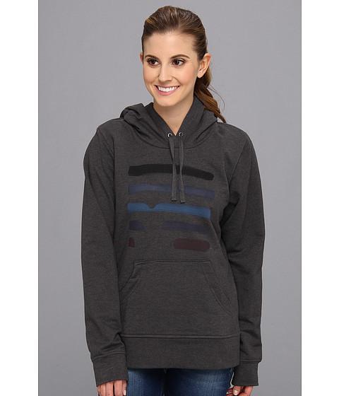 Bluze Patagonia - Hooded Monk Sweatshirt - Corduroy/Forge Grey