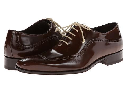 Pantofi Mezlan - Patron - Camel