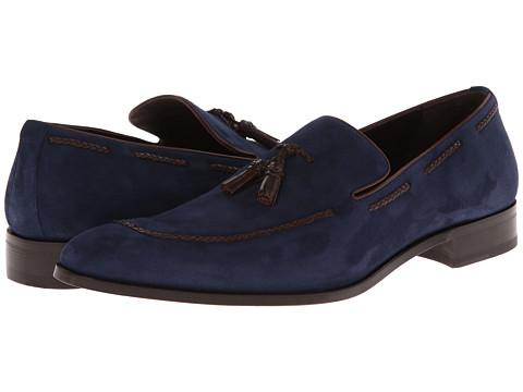 Pantofi Mezlan - Machado - Blue