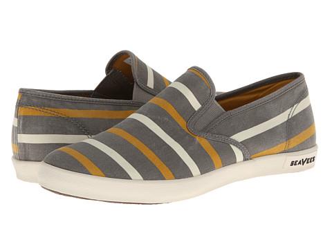 Adidasi SeaVees - 02/64 Baja Slip On Catalina Stripe - Granite Grey