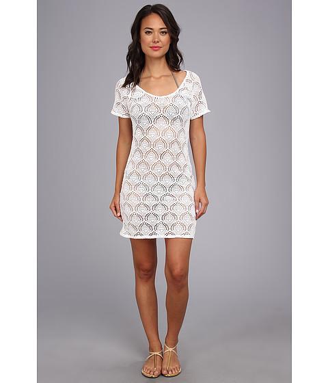 Costume de baie La Blanca - Casablanca Crochet Dress - White