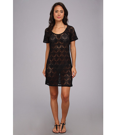 Costume de baie La Blanca - Casablanca Crochet Dress - Black