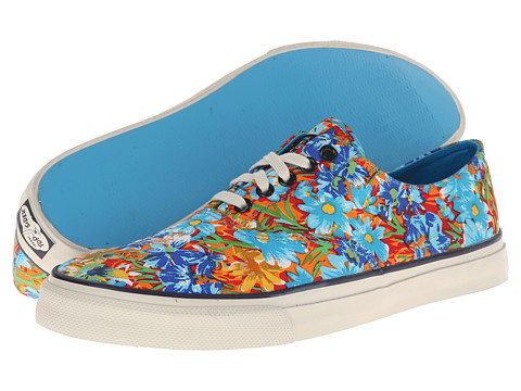 Adidasi Sperry Top-Sider - CVO Floral - Blue
