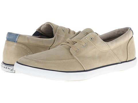 Adidasi Sperry Top-Sider - Low Pro Vulc 3-Eye - Chino Canvas