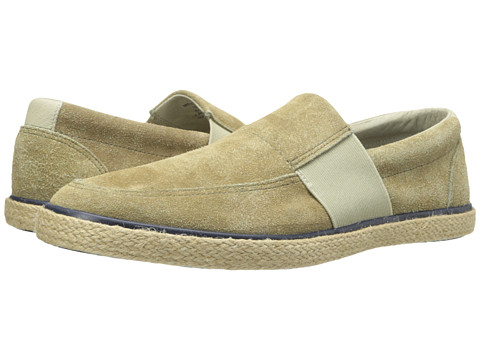 Adidasi Sperry Top-Sider - Low Pro Vulc Gore Slip On - Tan Suede
