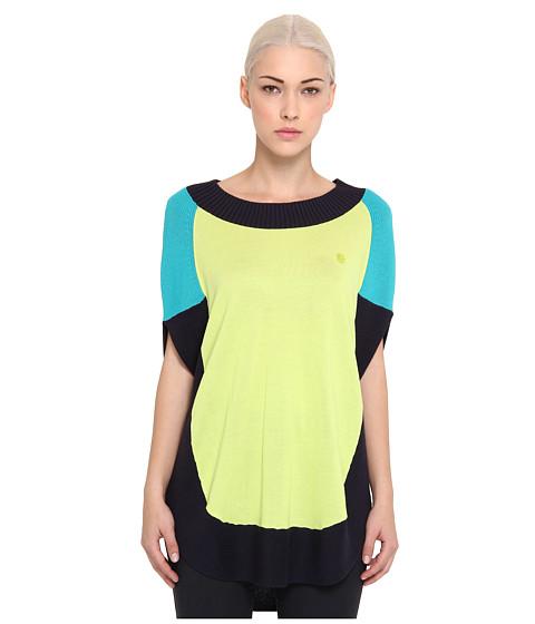 Bluze Armani Jeans - Color Block Blouse - Green