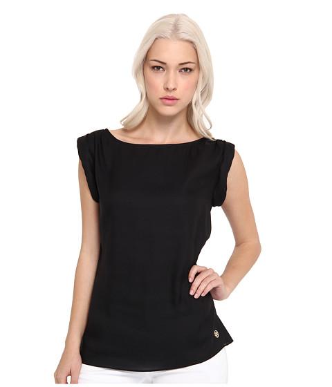 Bluze Armani Jeans - Silk Blouse - Black