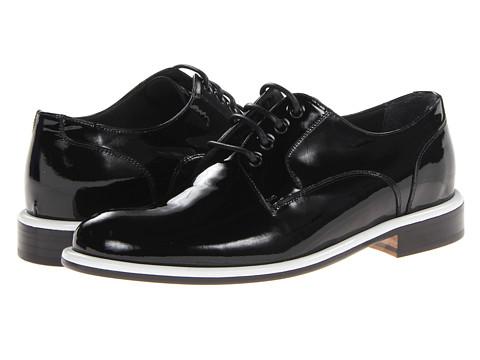 Pantofi Viktor & Rolf - Patent Oxford - Black