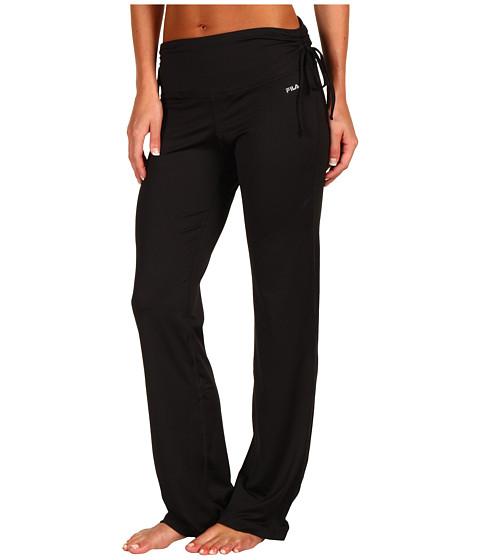 Pantaloni Fila - Side Tie Pant - Black