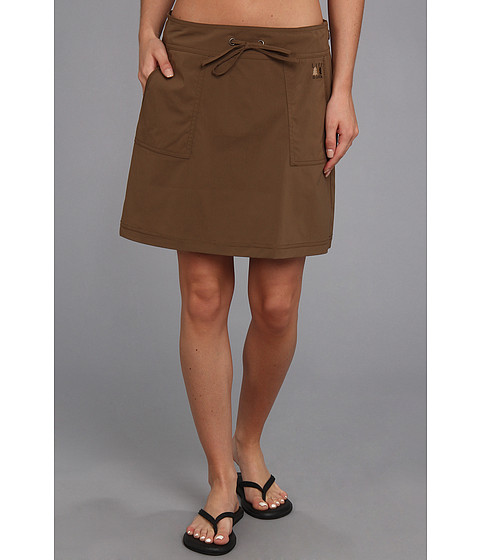 Fuste Life is good - Scout Skirt - Java Brown