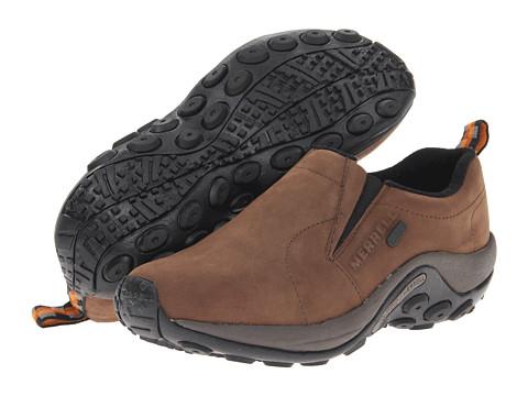 Adidasi Merrell - Jungle Moc Nubuck Waterproof - Brown