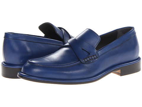Pantofi Viktor & Rolf - CrissCross Loafer - Electric Blue