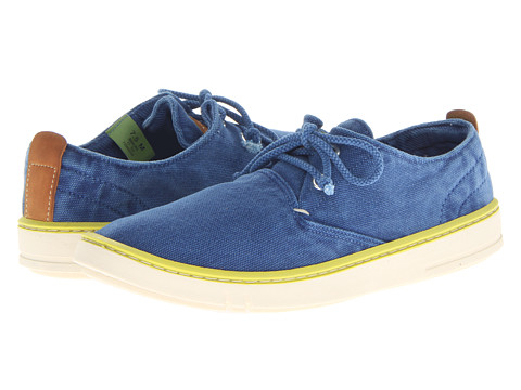Adidasi Timberland - Earthkeepers Hookset Handcrafted Oxford - Royal Blue Washed