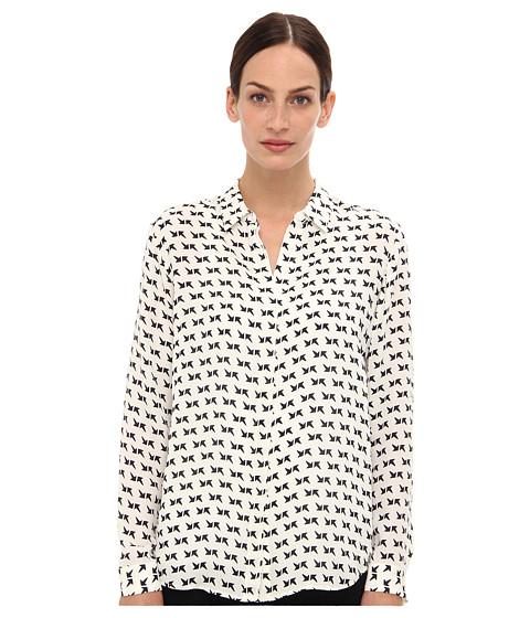 Bluze Theory - Aquilina B - White/Uniform