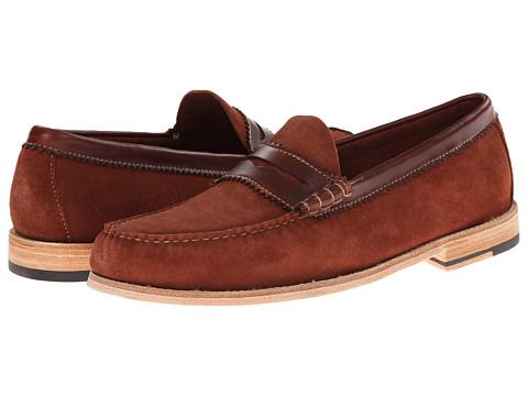 Pantofi Bass - Bradford - Rust