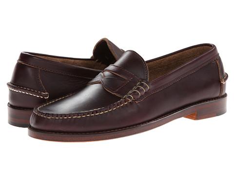 Pantofi Bass - Fenmore - Burgundy