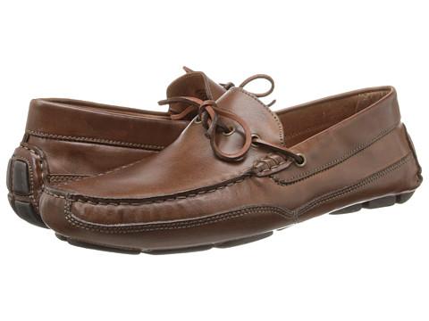 Pantofi Bass - Vern - Tan