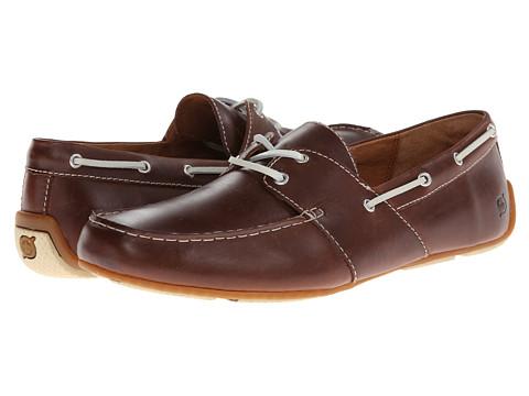 Pantofi Born - Draper - Brown Full Grain