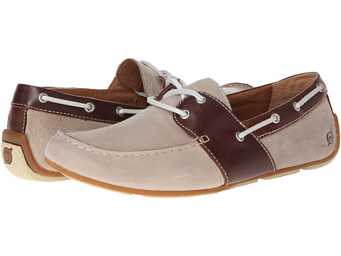 Pantofi Born - Draper - Natural/Brown