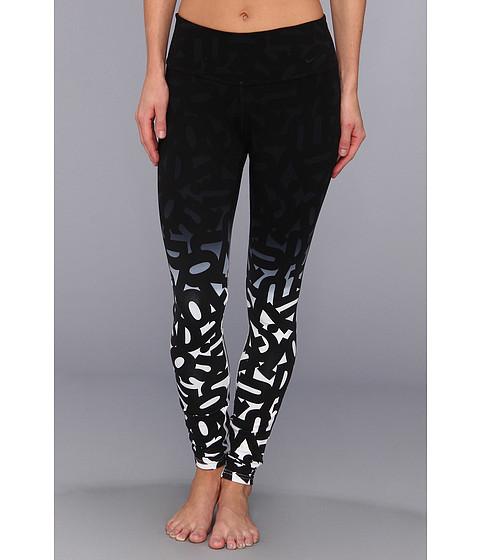 Pantaloni Nike - Legend 2.0 TI Print Pant - Black/White/Black