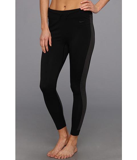 """Pantaloni Nike - Skinny Dri-Fitâ""""¢ Knit Pant - Black"""