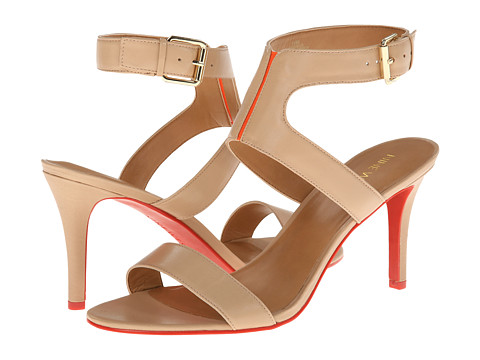 Pantofi Nine West - Izolla - Light Natural Leather