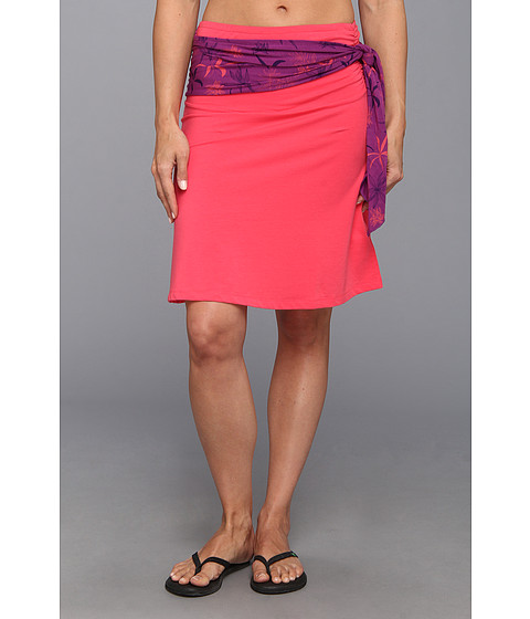 Fuste Kuhl - Kai Convertible Skirt - Geranium