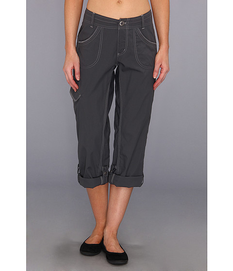 Pantaloni Kuhl - Kairn Roll-Up Pant - Carbon