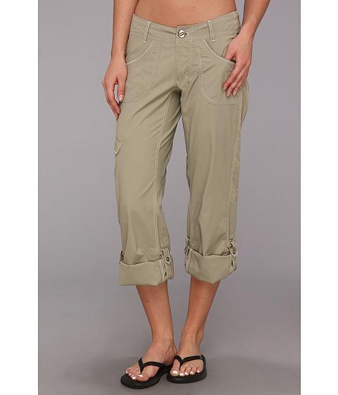 Pantaloni Kuhl - Kairn Roll-Up Pant - Khaki
