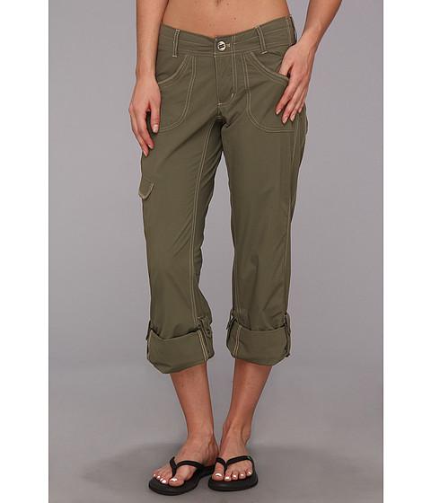 Pantaloni Kuhl - Kairn Roll-Up Pant - Sage