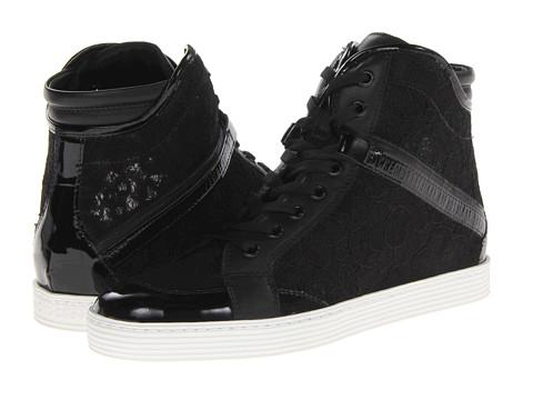 Adidasi Bikkembergs - Lace Sneaker BKE106802 - Black