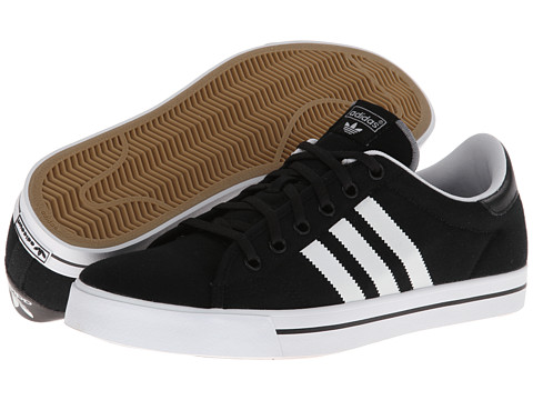 Poza Adidasi adidas - Adi Court Stripes - Black/White/Black