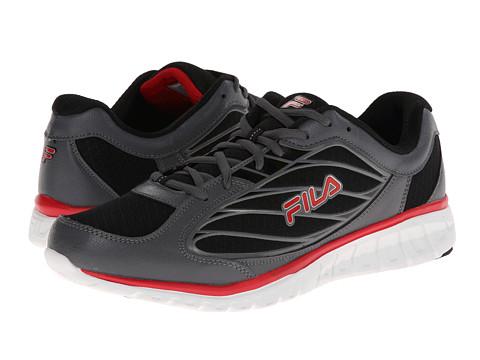 Adidasi Fila - Hyper Split 3 - Black/Castlerock/Fila Red