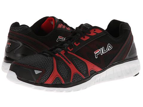 Adidasi Fila - Shadow Sprinter - Black/Fila Red/White