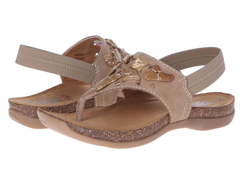 Sandale Kalso Earth - Chant - Biscuit Nubuck