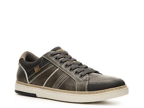 Pantofi Studio Ink - Low-Top Sneaker - Grey/Tan
