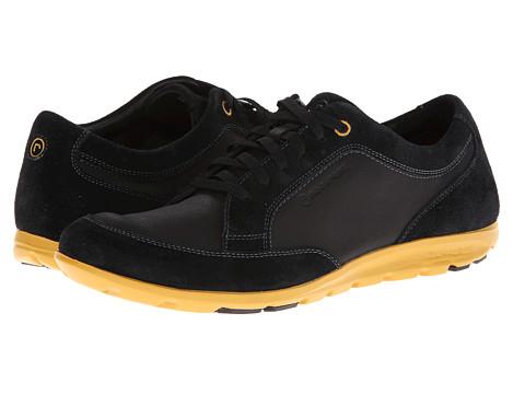 Adidasi Rockport - truWALKzero II Blucher MGD - Black Suede