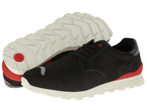 Adidasi Clae - Nathan - Black Nubuck
