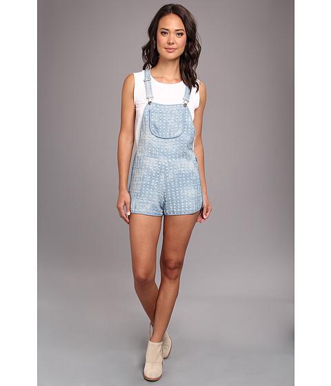 Pantaloni Dolce Vita - Overall Short - Light Blue