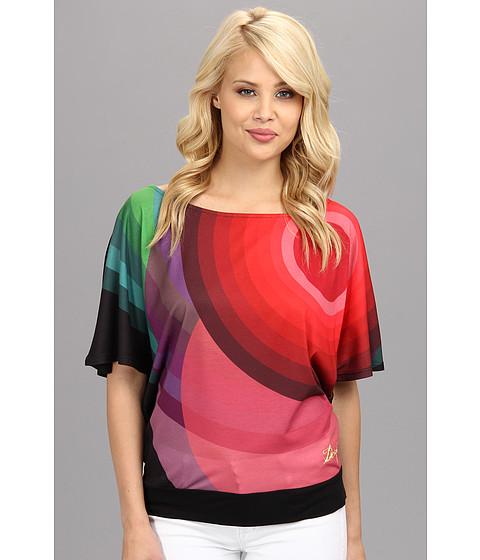Bluze Desigual - Andaymanda T-Shirt - Negro