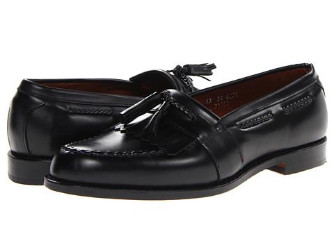 Pantofi Allen-Edmonds - Cornelius - Black Custom Calf