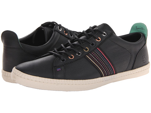 Adidasi Paul Smith - Osmo Stripe Sneaker - Black
