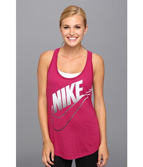 Bluze Nike - Futura Fade Loose Tank - Bright Magenta