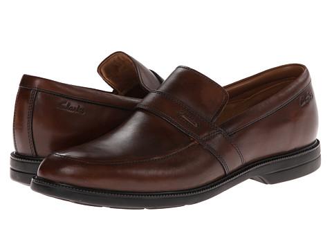 Pantofi Clarks - Bilton Saddle - Brown