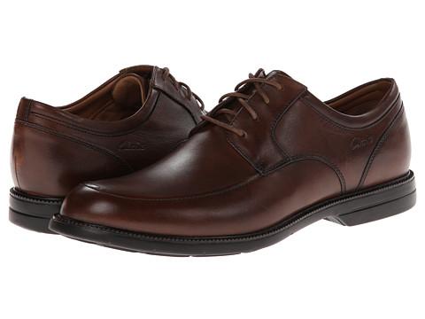 Pantofi Clarks - Bilton Walk - Brown
