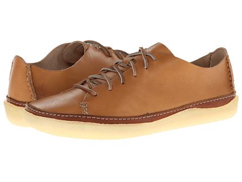 Pantofi Clarks - Vulco Arrow - Natural Leather